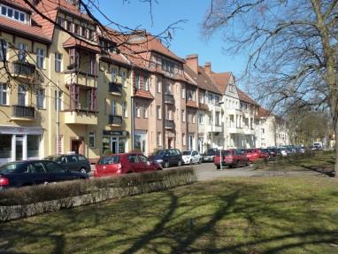Eigentumswohnungen in der Rathenaustrasse